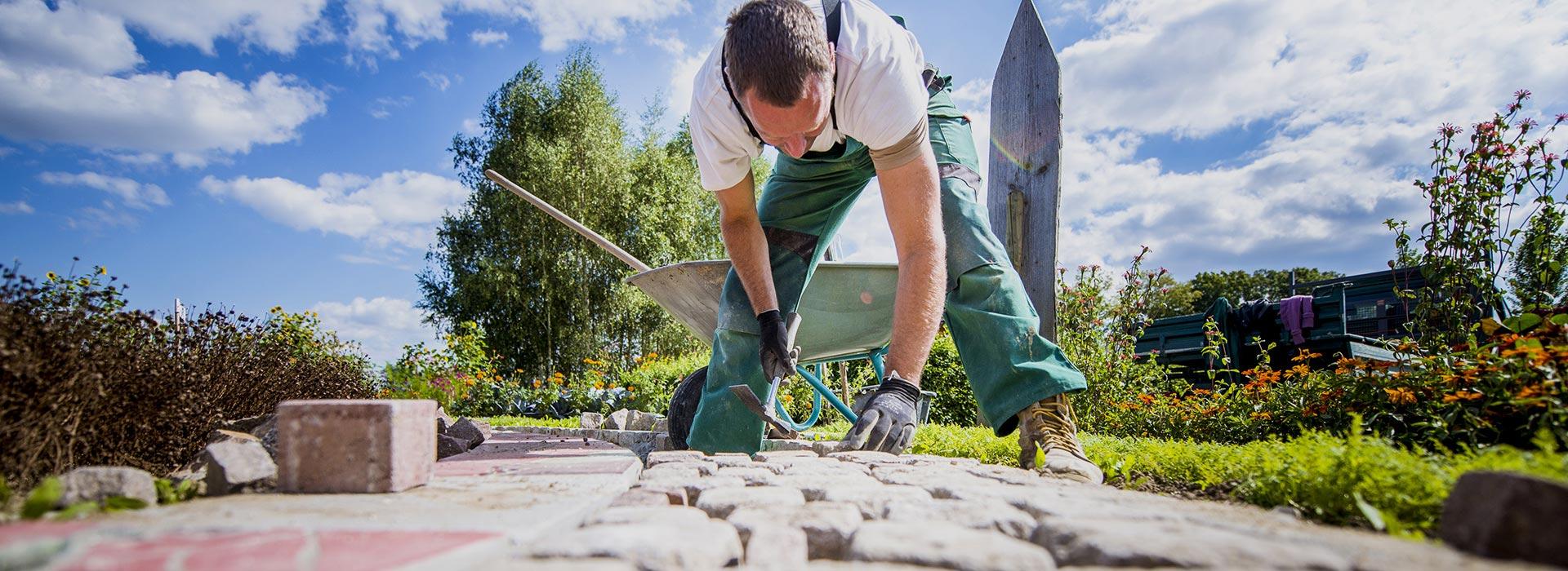 Der Garten ist das Aushängeschild Ihres Hauses