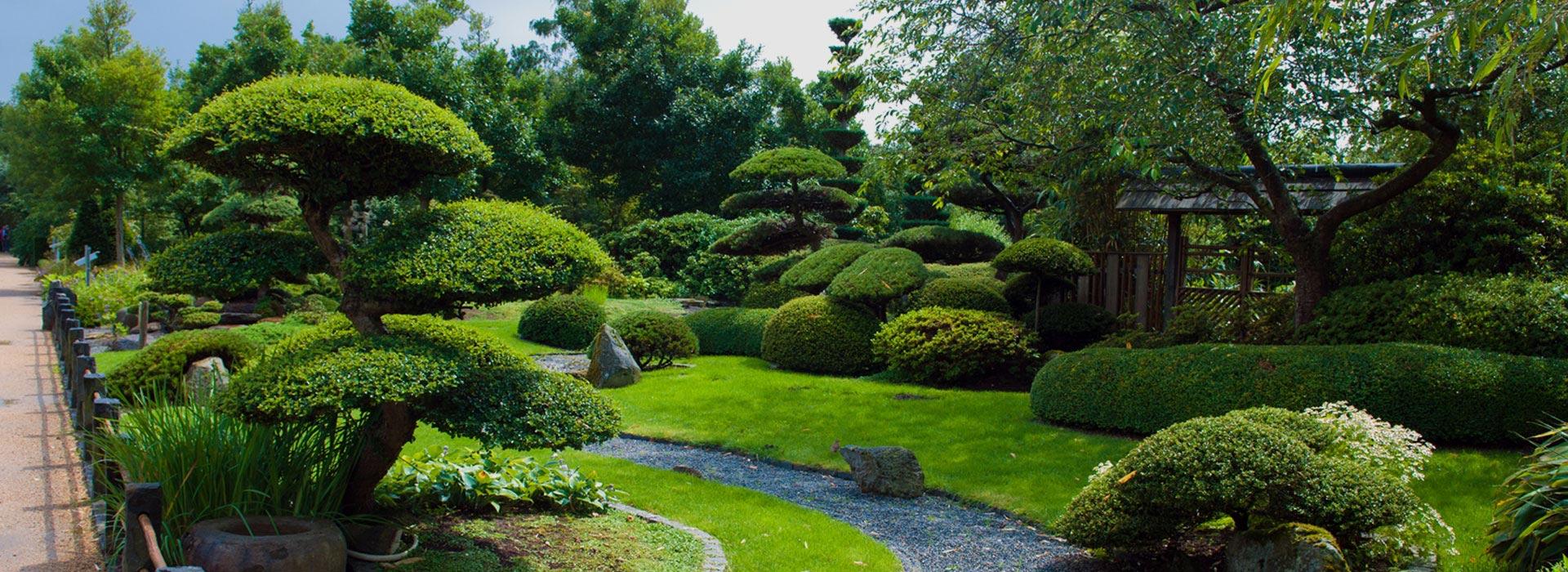 Lassen Sie auch Ihren Gartentraum  wahr werden