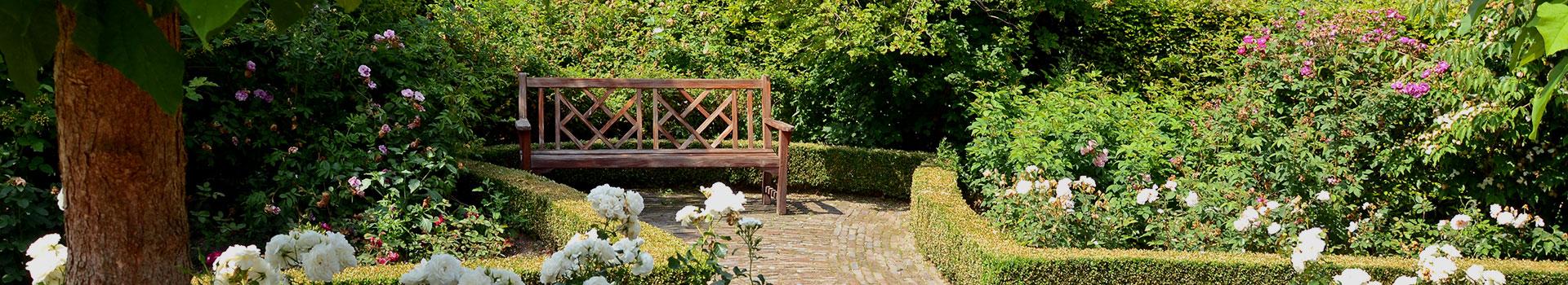 Neuanlage und Pflege von Gärten und Parkanlagen